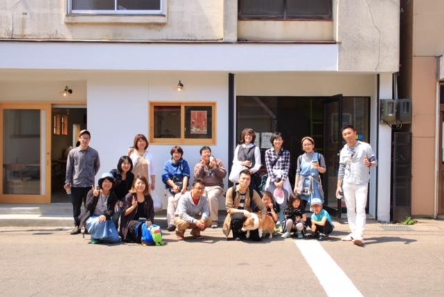 20日は秋田県の五城目朝市ぷらすに行ってきました。